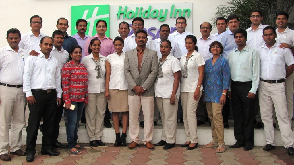 RM Concept Workshop at Holiday Inn Resort Goa
